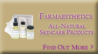 New Farmaesthetics All-Natural Skincare Products - Find Out More
